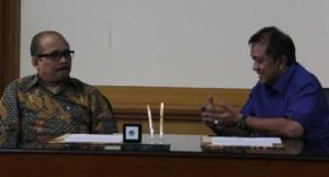 Rektor ITS - Komisaris PT Trans Jawa Sulawesi