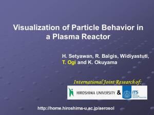 Plasma process